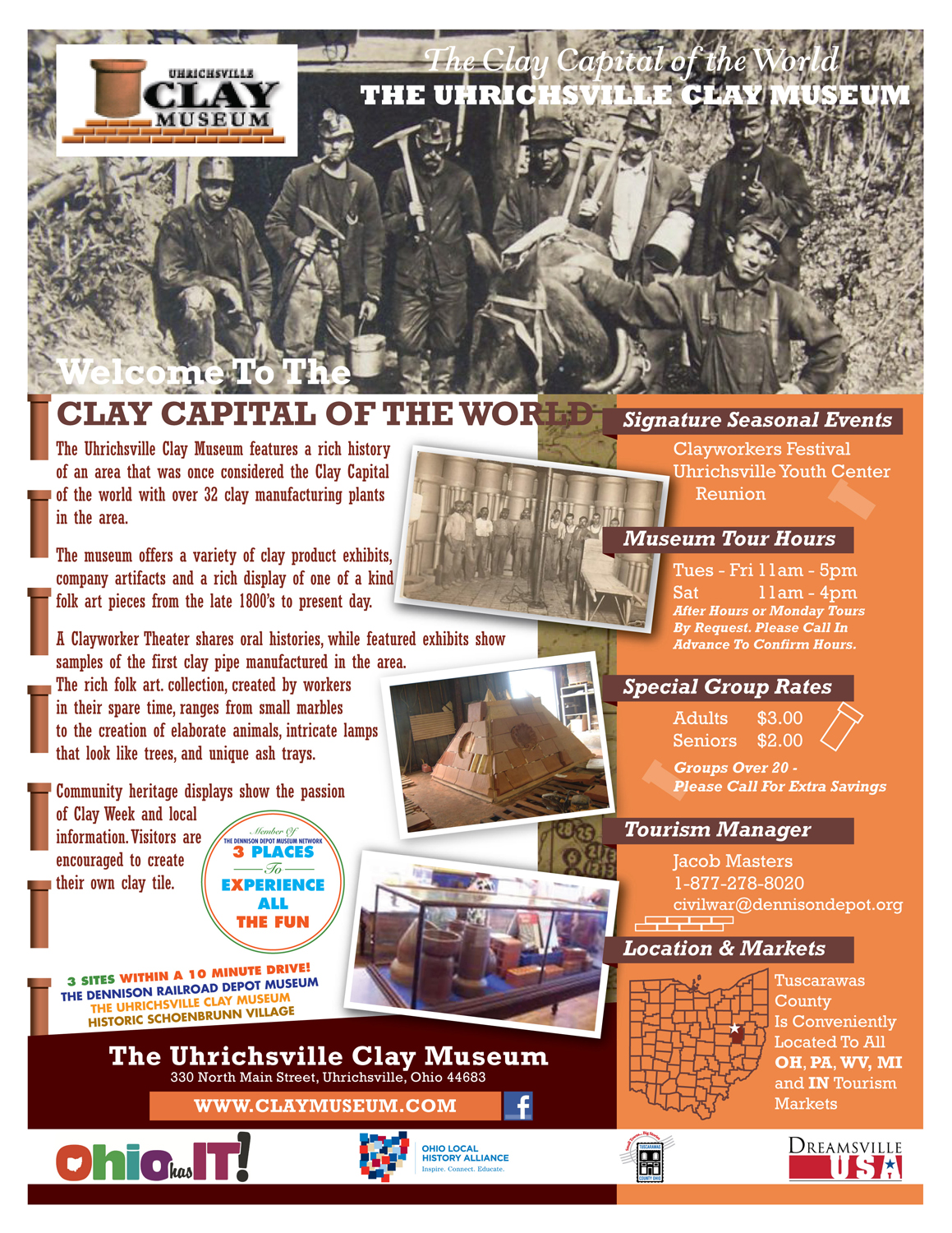 ClayMuseum_Profile Sheet