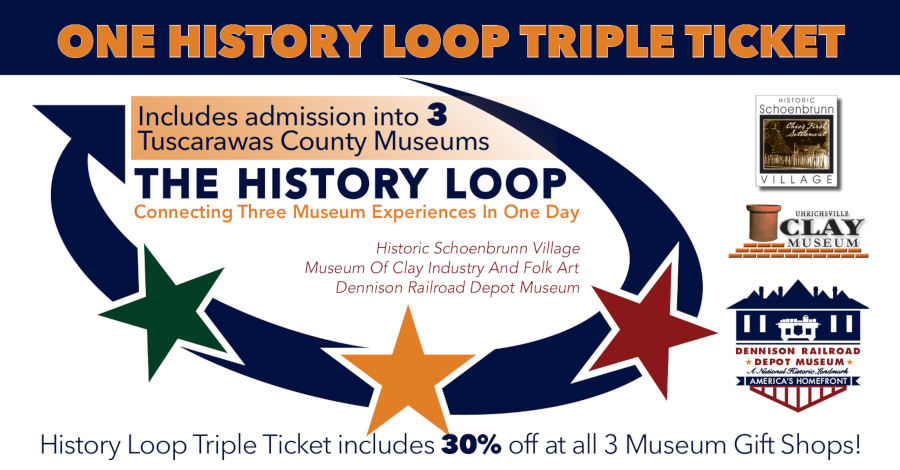 The History Loop Triple Ticket